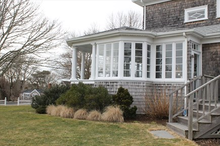 Chatham Cape Cod vacation rental - Side exterior