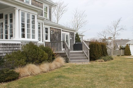 Chatham Cape Cod vacation rental - Side
