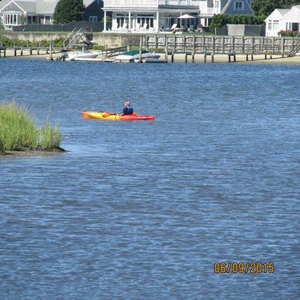 West Dennis Cape Cod vacation rental - Launch your kayak steps from the house