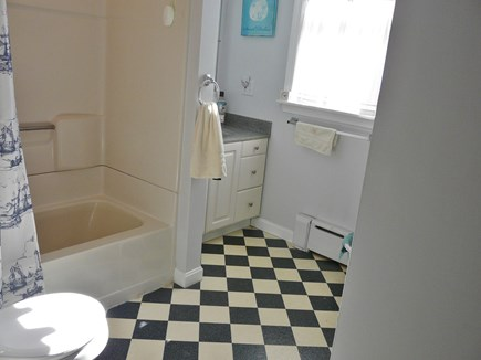 West Dennis Cape Cod vacation rental - Spacious Bathroom