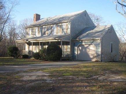 Eastham Cape Cod vacation rental - Great home located on a wooded lot in Eastham