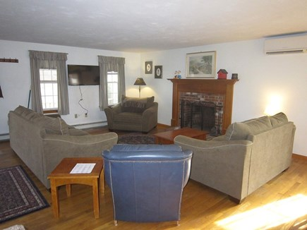 Eastham Cape Cod vacation rental - Lots of room for the whole family in this living room