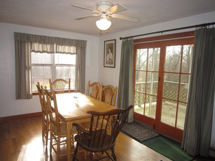 Eastham Cape Cod vacation rental - Enjoy this bright dining area