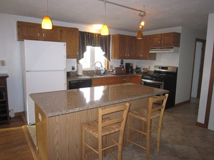 Eastham Cape Cod vacation rental - Breakfast bar is great for a quick meal