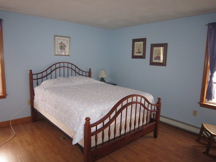 Eastham Cape Cod vacation rental - Comfortable bedroom is great after a long day at the beach