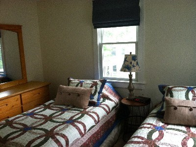 West Yarmouth Cape Cod vacation rental - Bedroom 2 has 2 twin beds