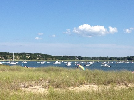 Wellfleet Cape Cod vacation rental - Wellfleet Harbor with 3 eatereis just minutes from the house