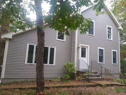 Wellfleet; less than a mile to Cape Cod vacation rental - Front of house