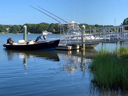 Mashpee Cape Cod vacation rental - Private dock- bring your own boat if you like