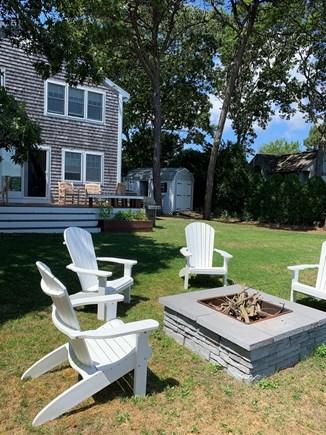 Mashpee Cape Cod vacation rental - Lets make some s'mores