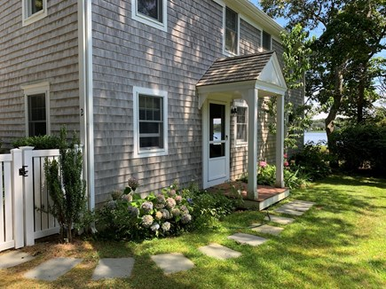 Mashpee Cape Cod vacation rental - Welcome! Look for the water