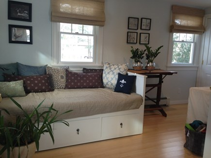 Mashpee Cape Cod vacation rental - Spacious & private den/ 4th bedroom king pull out