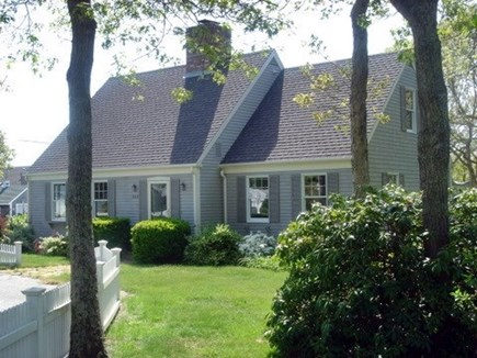 Falmouth Cape Cod vacation rental - Front of house.