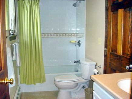 Falmouth Cape Cod vacation rental - 2nd Floor Bath.