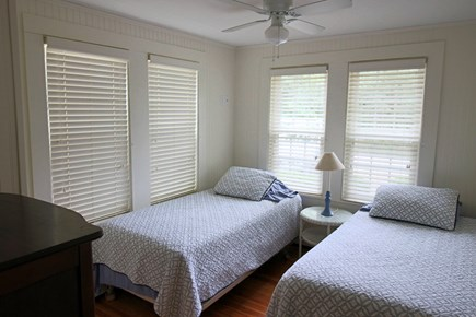 West Harwich Cape Cod vacation rental - Third bedroom with two twins