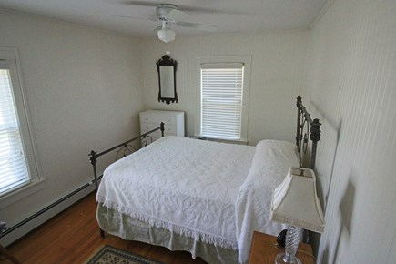 West Harwich Cape Cod vacation rental - Each of the home's 3 bedrooms has a ceiling fan & beadboard walls