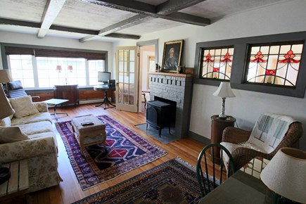 West Harwich Cape Cod vacation rental - Alternate view of living room