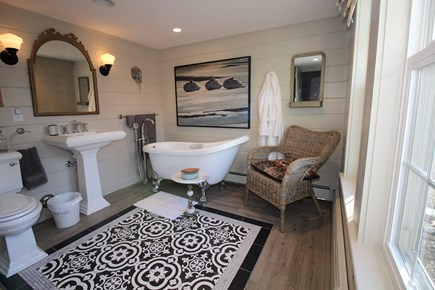 West Harwich Cape Cod vacation rental - Second full bath also beautifully renovated