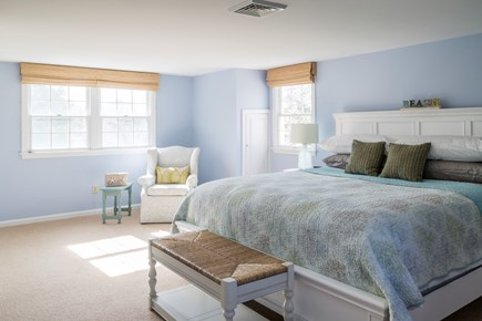 Chatham Cape Cod vacation rental - Second floor bedroom with a king size bed
