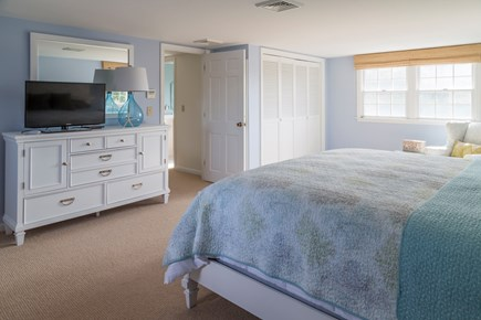 Chatham Cape Cod vacation rental - Additional picture of the second floor bedroom with the king bed