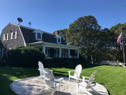Chatham Cape Cod vacation rental - Front of the home at 26 Pursel Drive