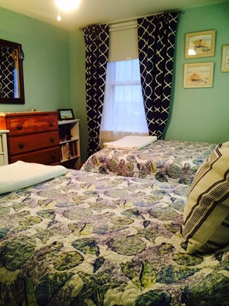 West Dennis Cape Cod vacation rental - Second Bedroom with 2 Twin-Size Beds