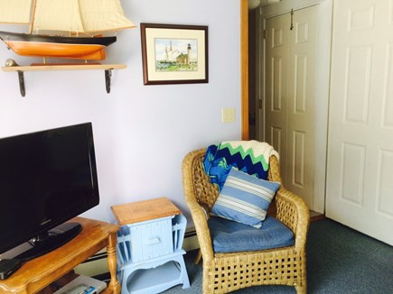 West Dennis Cape Cod vacation rental - Relax Watching TV or Using Wi-Fi!