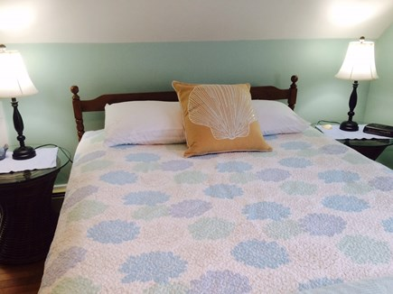West Dennis Cape Cod vacation rental - Queen-Size Bed