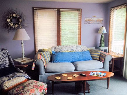 West Dennis Cape Cod vacation rental - Sleeper Sofa if Needed