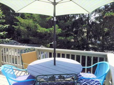 West Dennis Cape Cod vacation rental - Enjoy the Sunny Deck!