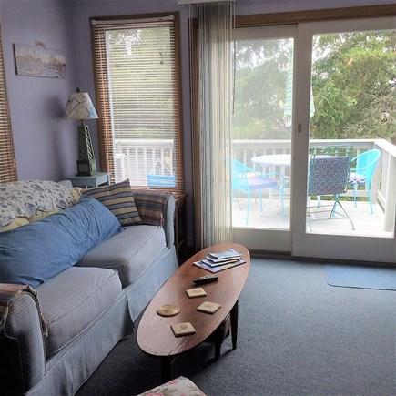 West Dennis Cape Cod vacation rental - Bright, Comfy Living Room