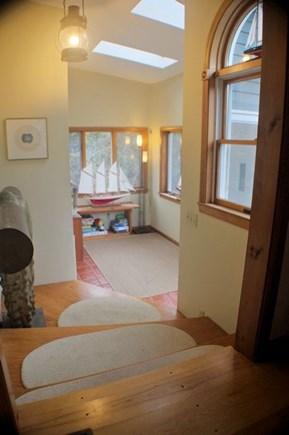 Wellfleet Cape Cod vacation rental - Front Entryway