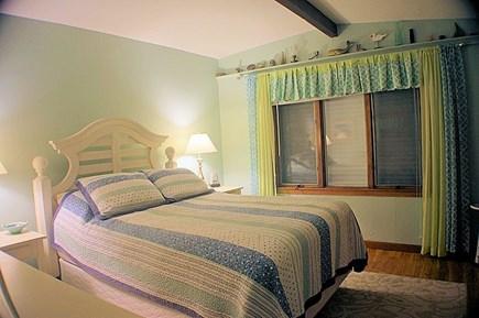 Wellfleet Cape Cod vacation rental - Master Bedroom with 1 queen-size bed