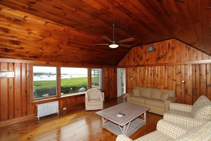Harwich Cape Cod vacation rental - Spacious living room area