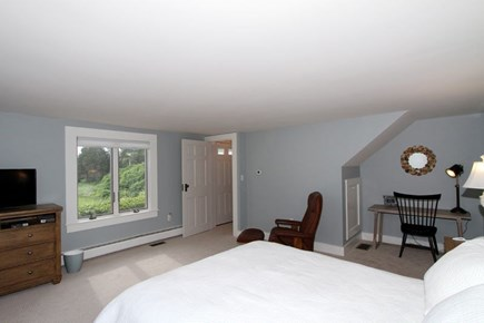 Harwich Cape Cod vacation rental - This over sized bedroom even has a desk area