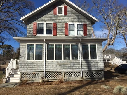 North Falmouth Cape Cod vacation rental - Front of house