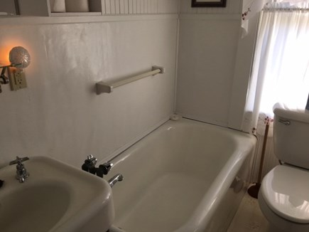 North Falmouth Cape Cod vacation rental - Upstairs bathroom