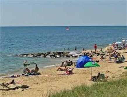 Dennisport Cape Cod vacation rental - Steps to this great beach on Nantucket Sound!