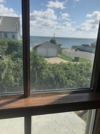 Dennisport Cape Cod vacation rental - Great view of Nantucket Sound from a screened in porch!