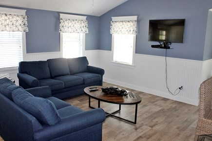 Dennis Port Cape Cod vacation rental - Family Room