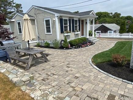 Dennis Port Cape Cod vacation rental - Outdoor patio