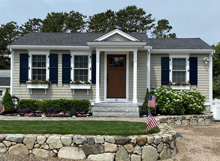 Dennis Port Cape Cod vacation rental - Front of cottage