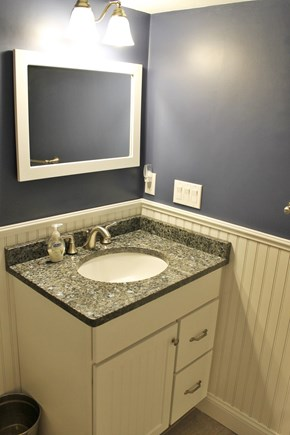 Dennis Port Cape Cod vacation rental - Full bathroom downstairs