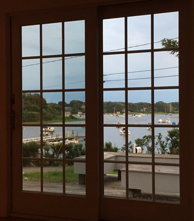 Chatham Cape Cod vacation rental - View of Mill Pond from the living room