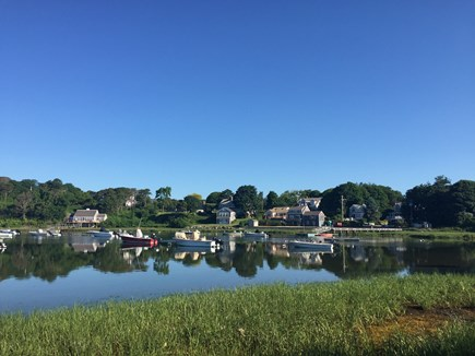 Chatham Cape Cod vacation rental - View of property from Mill Pond