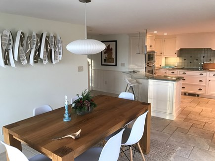 Chatham Cape Cod vacation rental - Open plan dining room / kitchen