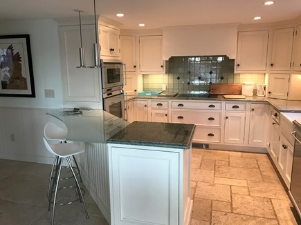 Chatham Cape Cod vacation rental - Kitchen with bar area