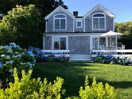 Chatham Cape Cod vacation rental - View of property, front yard and deck