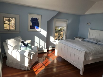 Chatham Cape Cod vacation rental - Master bedroom with queen size bed