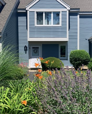 Brewster Cape Cod vacation rental - Front entrance